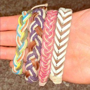 Ladies Bracelets - Bundle Of 4